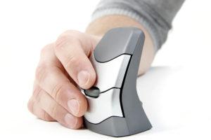 DXT Precision muis/Links- en rechtshandig