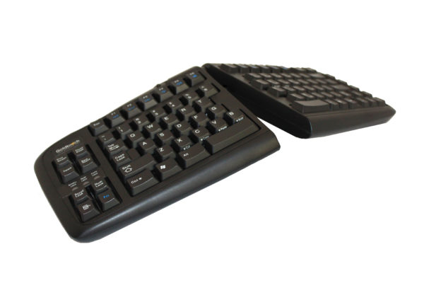 Goldtouch Adjustable V2 Black toetsenbord