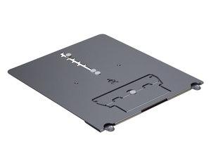 GO MOBILE laptopstandaard, van Ergonomic Cafe