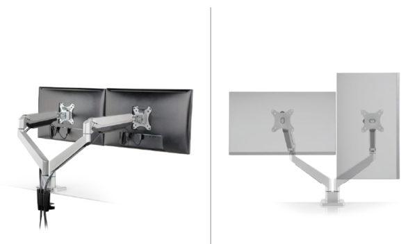 Envoy Dual monitor arm