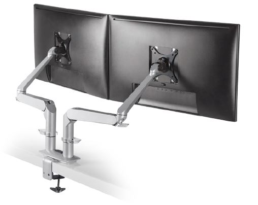 Evo dual 5902 monitor arm