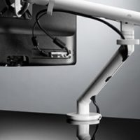 Colebrook Bosson Saunders Flo Monitor arm