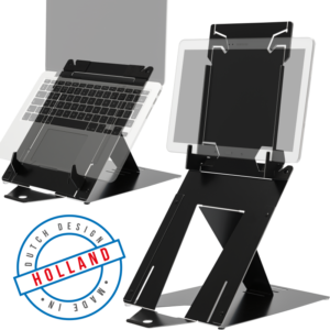 R-Go Riser Laptopstandaard Duo