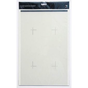 Wacom Intuos4l Surface Sheet clear