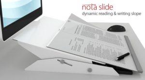 Nota Slide schuifbare documenthouder