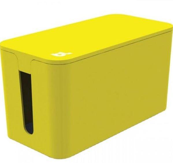 Cablebox mini-geel