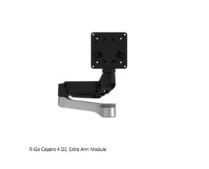 R-Go Caparo 4 D2, Extra Arm Module