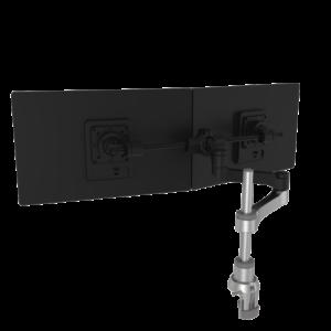 R-Go Zepher 4 Monitorarm plus Smart Bar