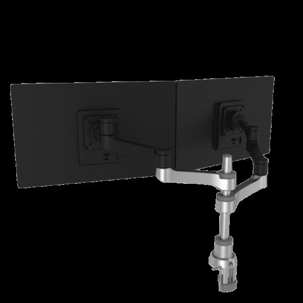 R-Go Zepher 4 Twin Monitorarm