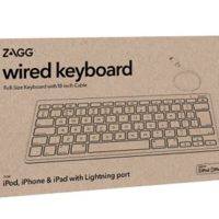 Lightning Keyboard Wired UK