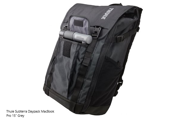 "Thule Subterra Daypack MacBook Pro 15"" Grey"