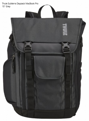 "Thule Subterra Daypack MacBook Pro 15"" Grey"
