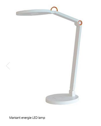 Markant energie LED lamp