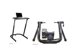 Wahoo Desk Trainer + Kickr SNAP trainer