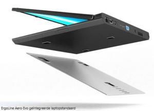 ErgoLine Aero Evo geïntegreerde laptopstandaard