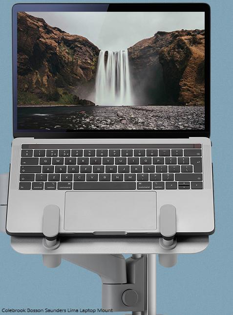 Colebrook Bosson Saunders Lima Laptop Mount
