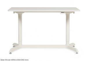 Bakker Elkhuizen WORK & MOVE Desk Home